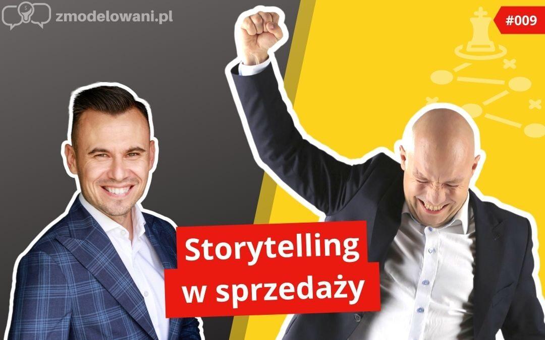 Storytelling w sprzedaży – Jerzy Zientkowski