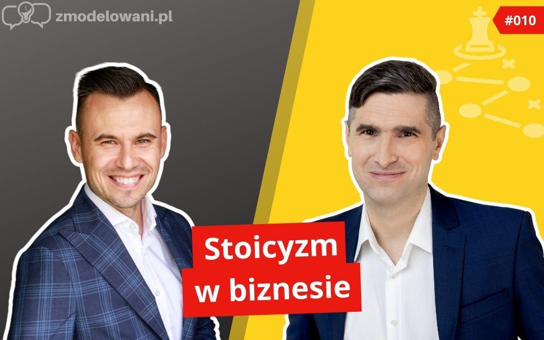 Stoicyzm w biznesie – Piotr Stankiewicz