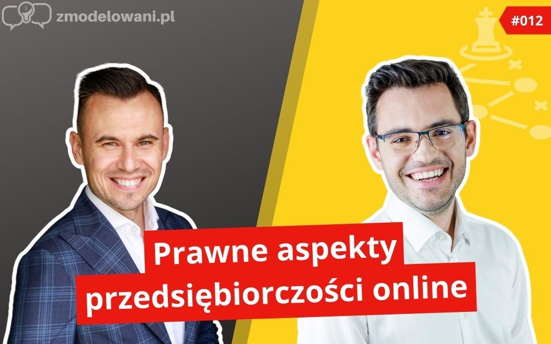 Prawne aspekty przedsiębiorczości – Wojciech Wawrzak